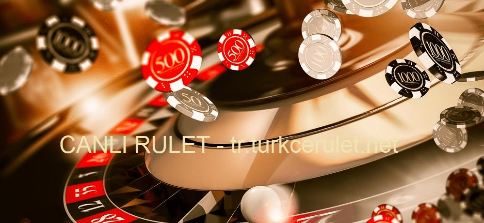canli rulet oyna