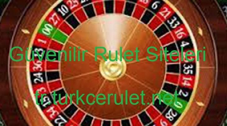 guvenilir rulet siteleri